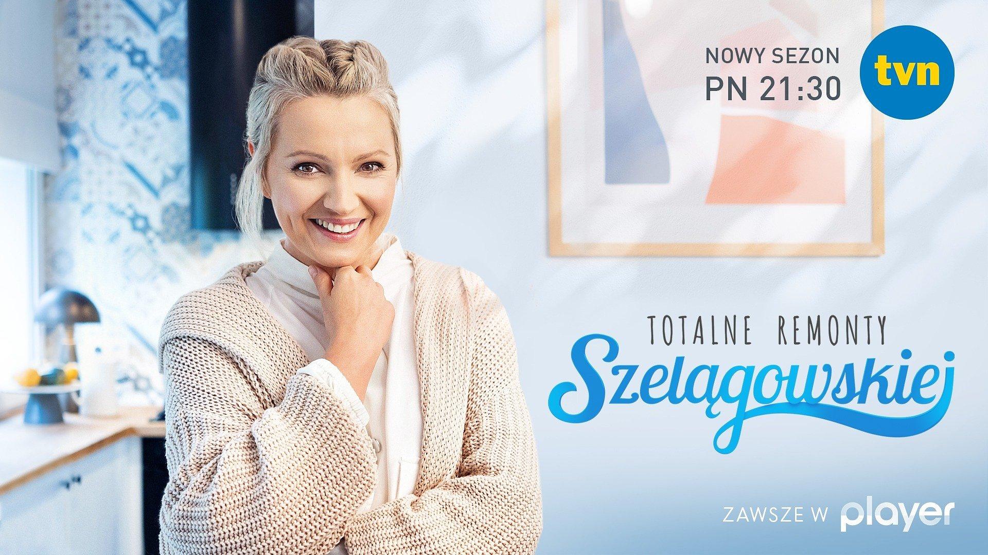 Już po raz trzeci Totalne remonty Szelągowskiej i Castorama zmienią życie Polaków na lepsze
