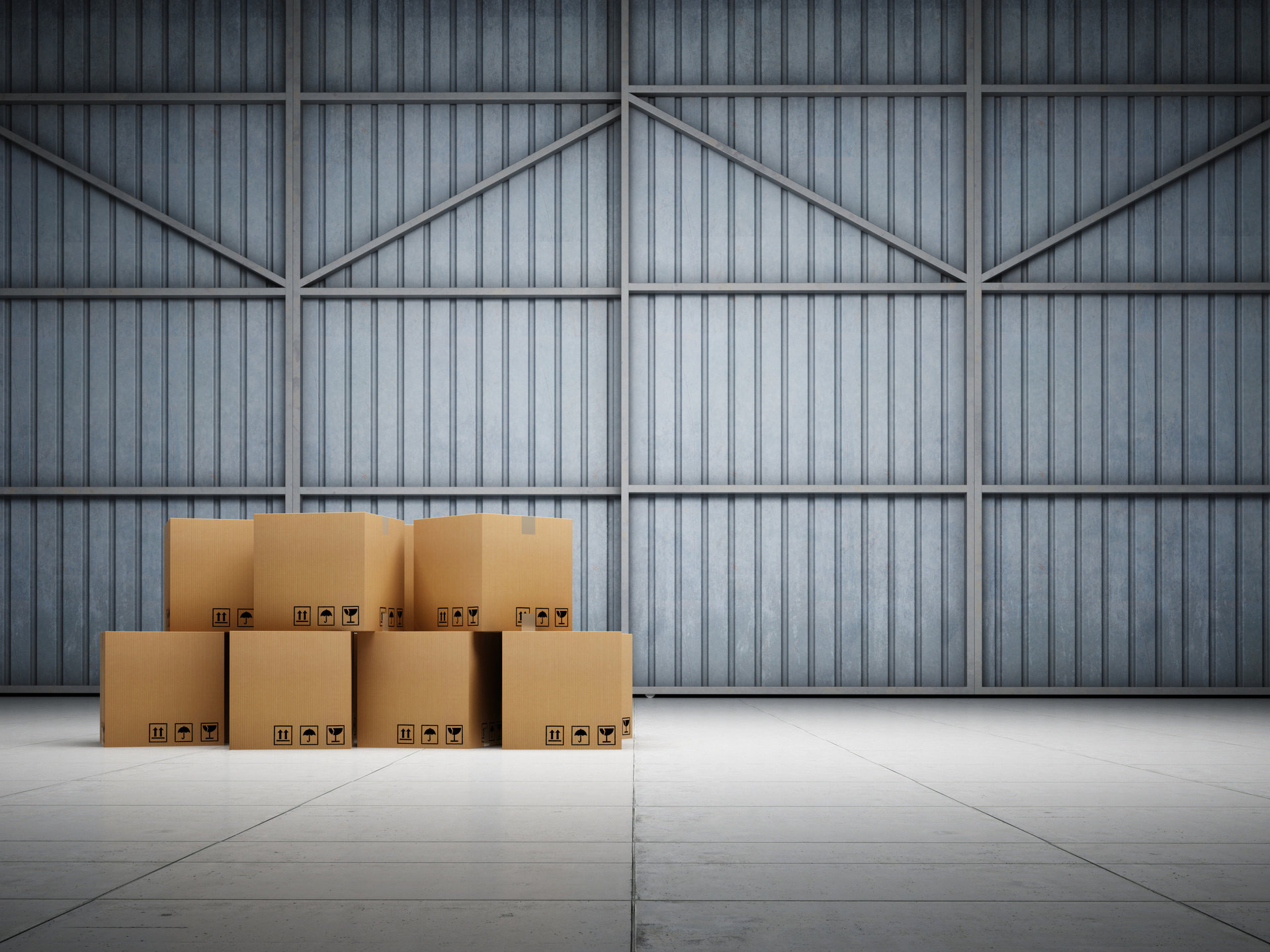 Q1 of record strength in logistics