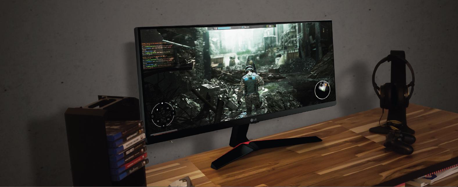 LG zaprezentuje nowe monitory dla graczy na Esport Now 2017