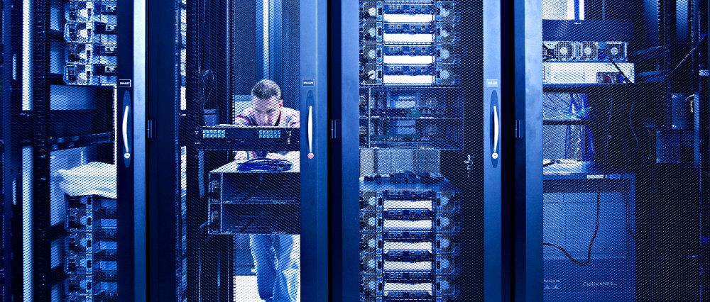 Jak ożywić przeciążone centrum danych?