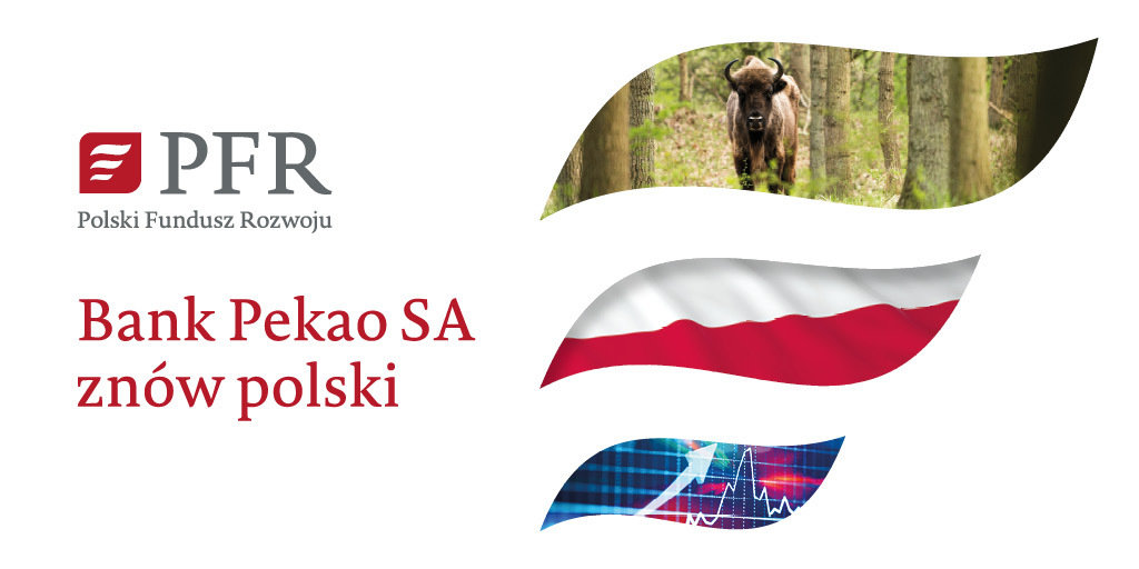 PZU i Polski Fundusz Rozwoju nabyli pakiet 32,8% akcji Banku Pekao SA