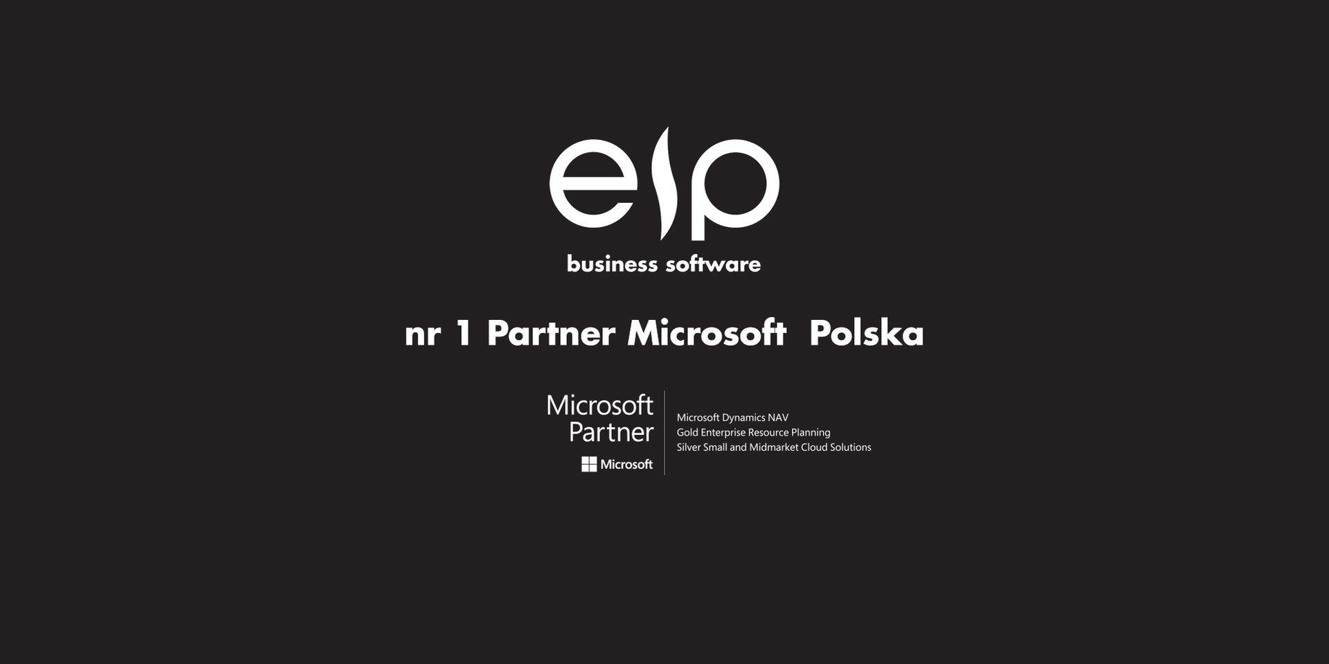 EIP numerem 1 w Oficjalnym Rankingu Partnerów Microsoft