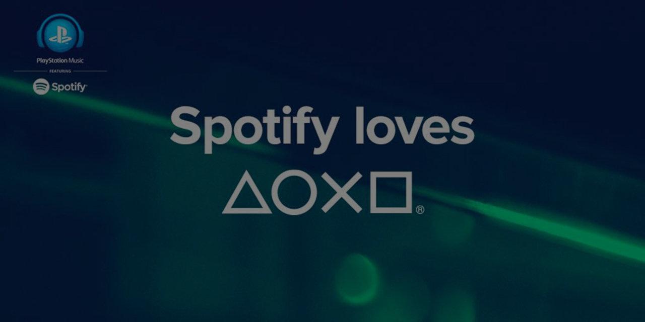 Najlepsza muzyka w grach dzięki Spotify i PlayStation Music