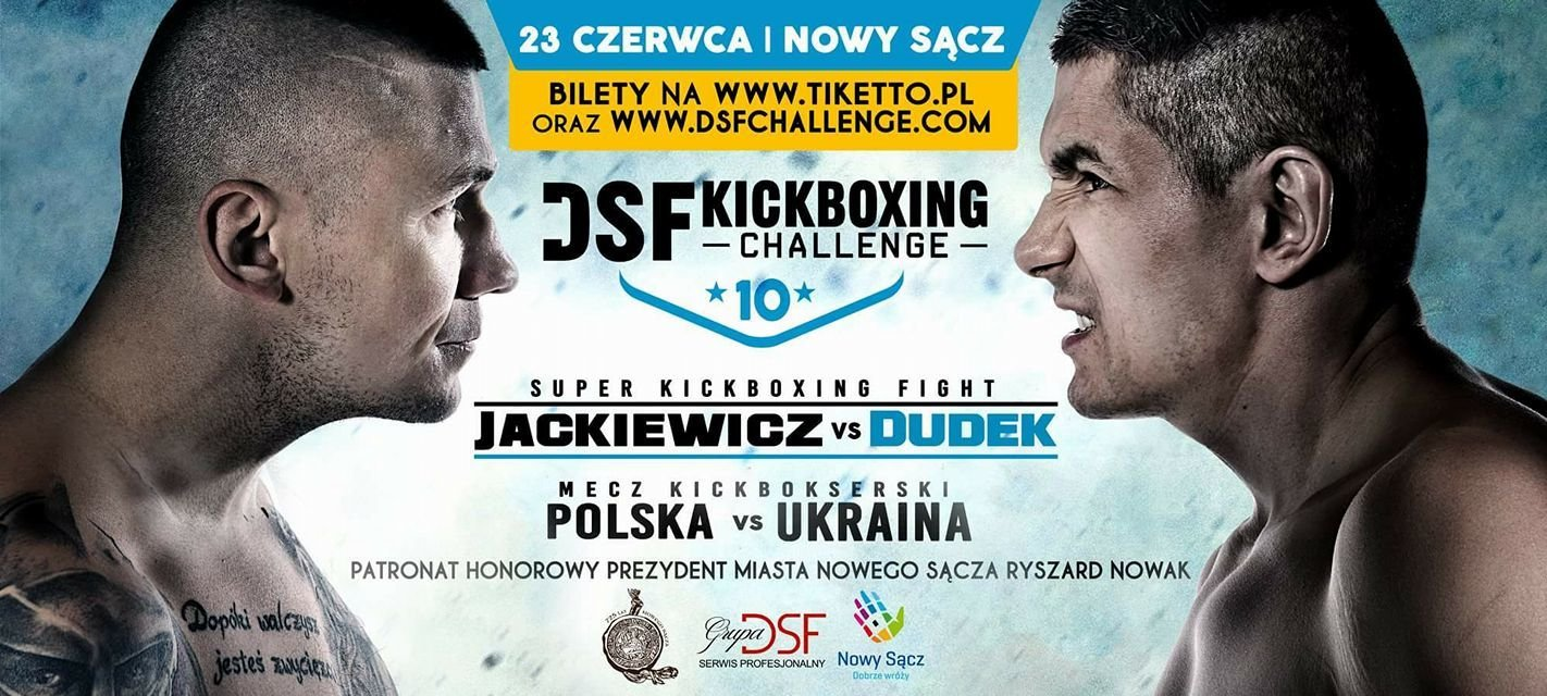 Sporty walki w nc+: hitowa gala DSF Kickboxing Challenge 10