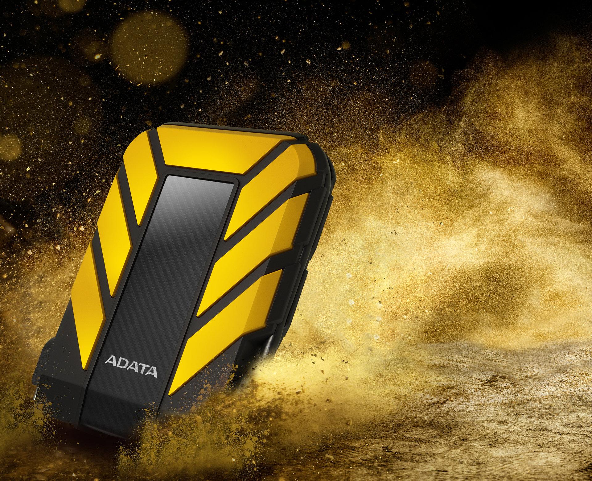 ADATA HD710 Pro i HD650. Odświeżone wersje odpornych dysków HDD