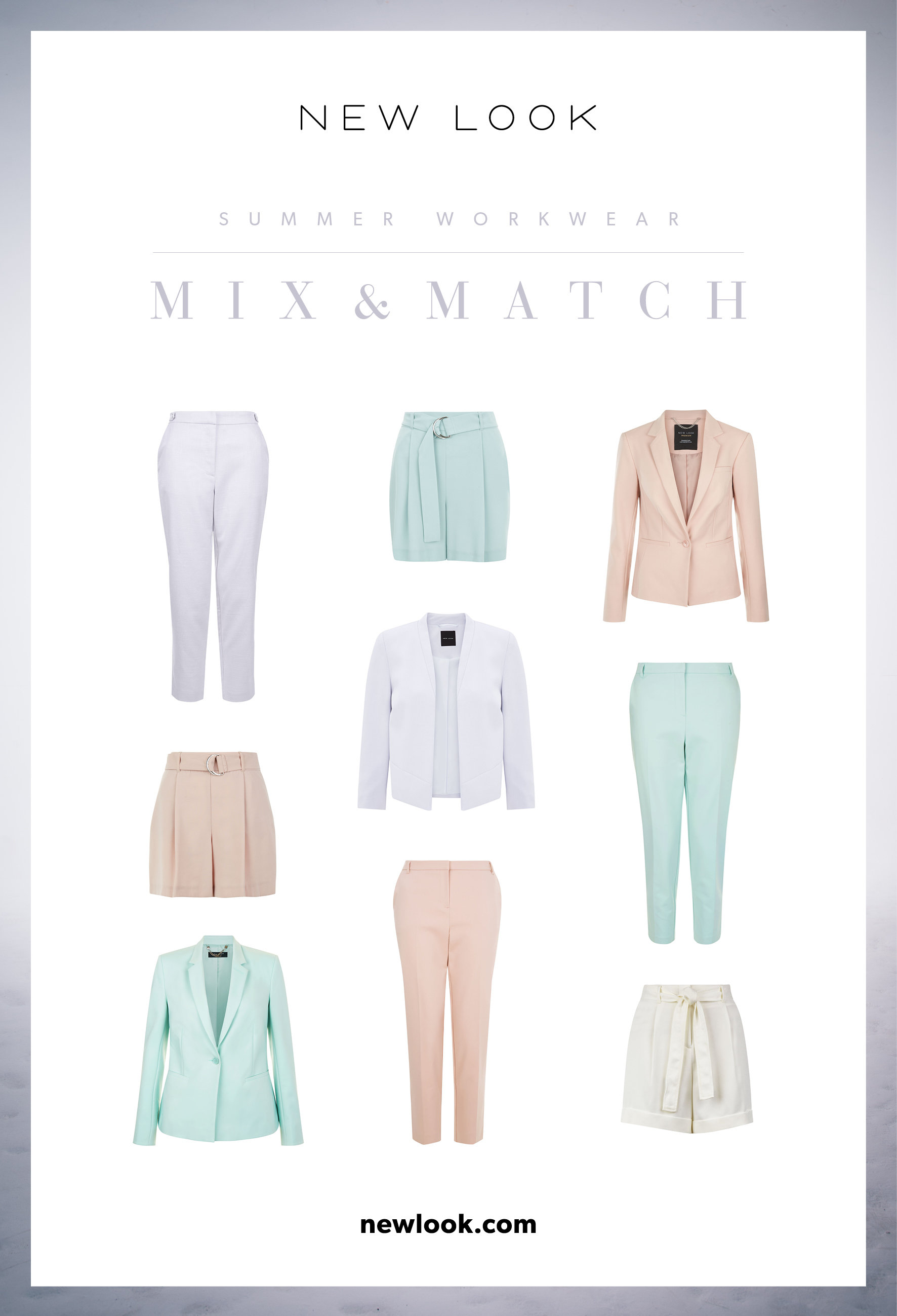 MIX&MATCH OD NEW LOOK