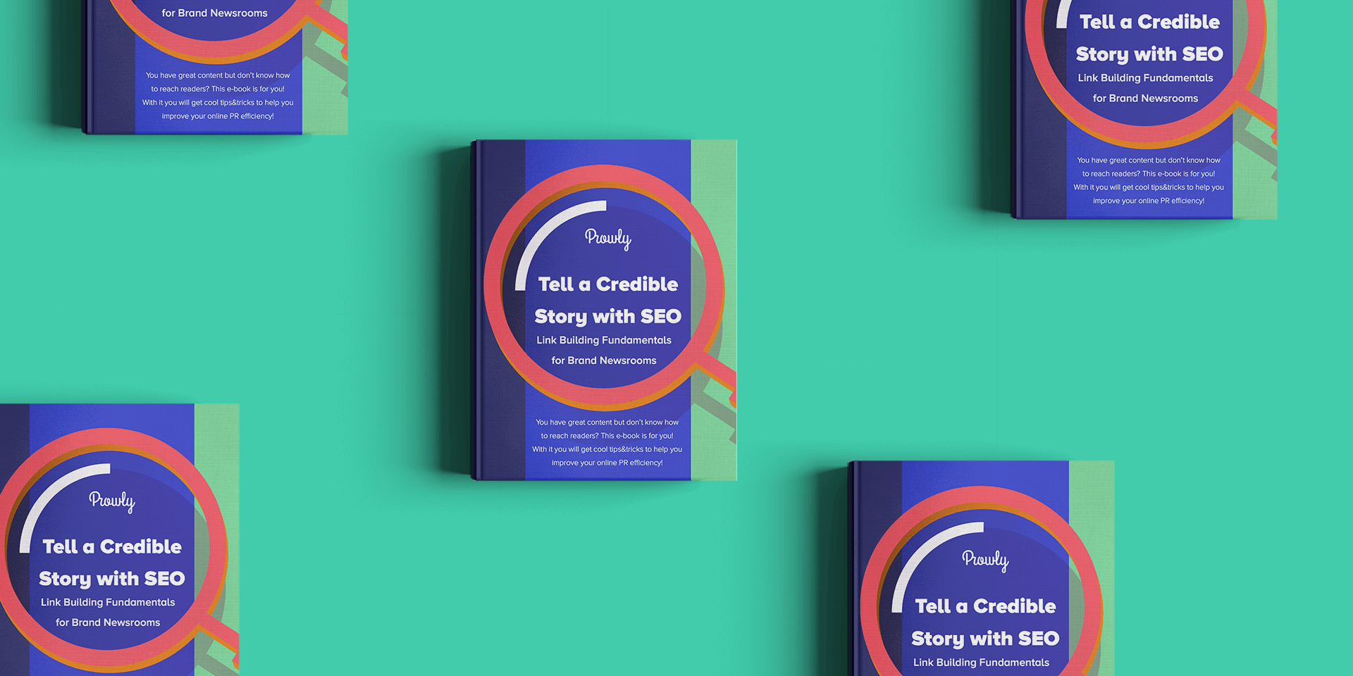Link Building Fundamentals for Brand Journals - New Ebook from Prowly App