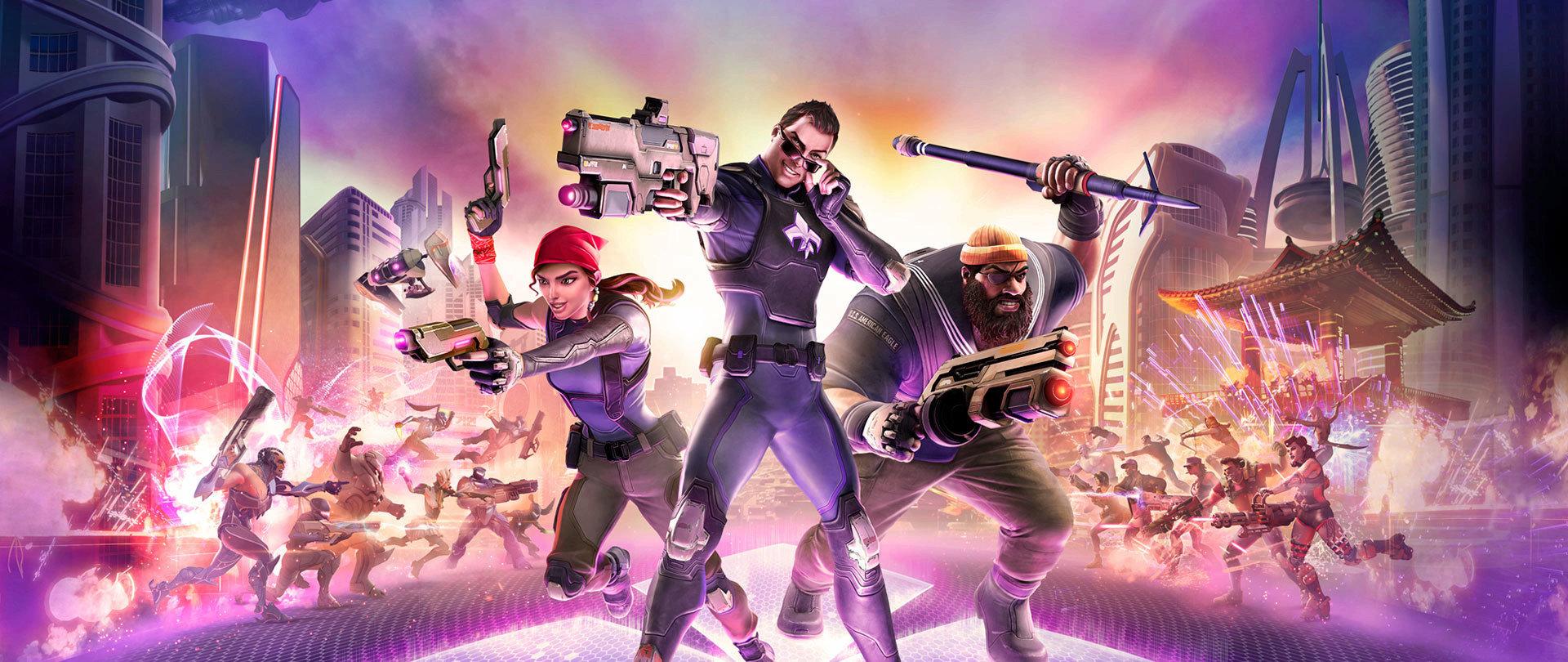 Buduj drużynę, zmieniaj bohaterów - esencja rozgrywki w Agents of Mayhem na nowym materiale wideo
