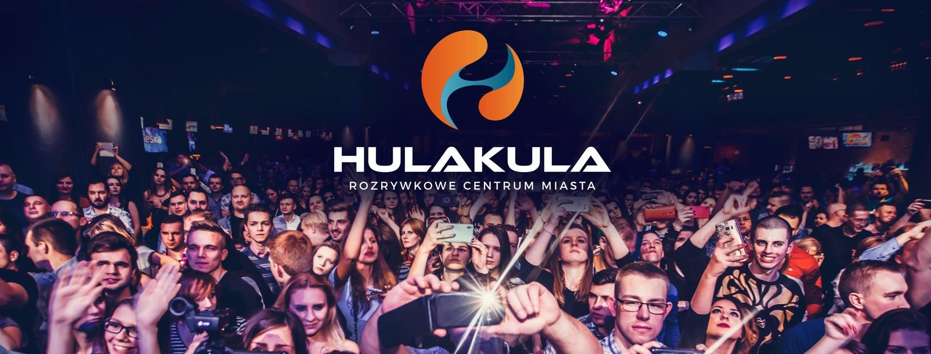 Długi sierpniowy weekend – imprezowo w Hulakula!