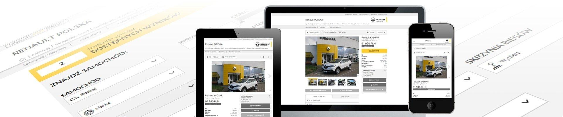 Znajdź swój wymarzony samochód używany dzięki wyszukiwarce Used Cars Search Engine!