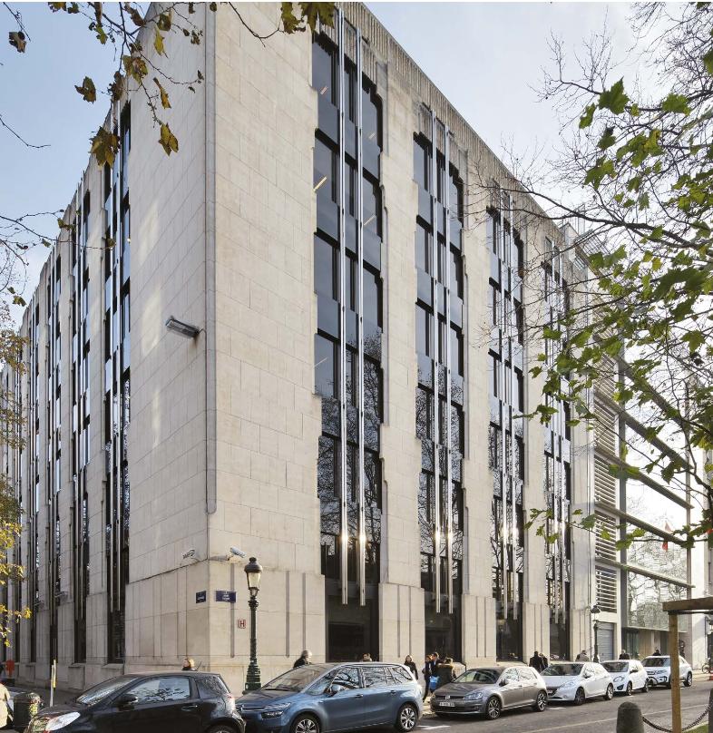 BNP Paribas REIM sprzedało nieruchomość biurową w Brukseli