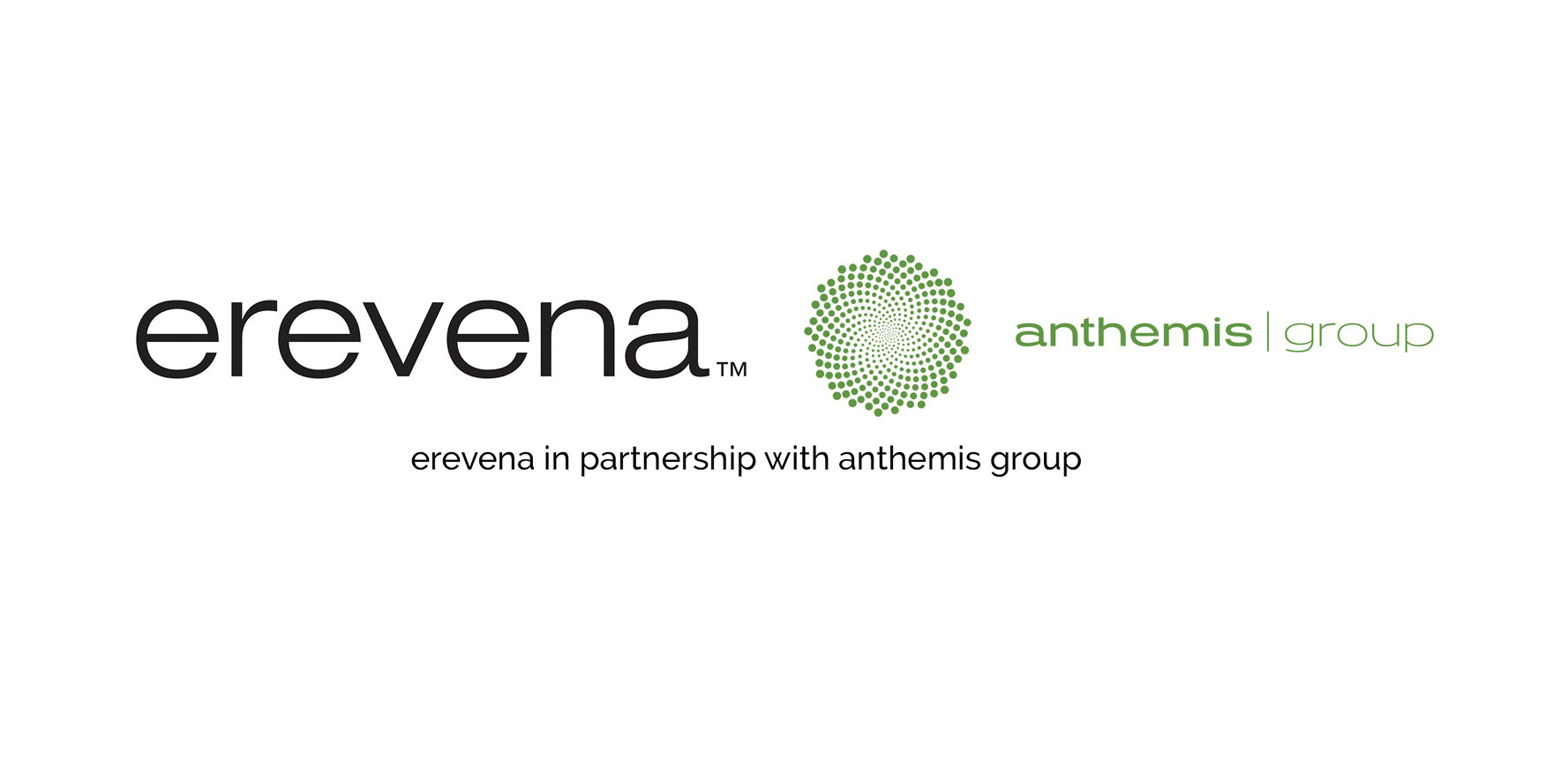 Erevena Announces Strategic Partnership with Anthemis Group