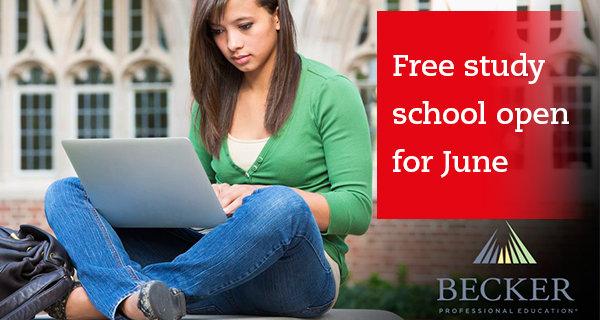 Becker Study School do sesji czerwiec 2017 już jest dostępne