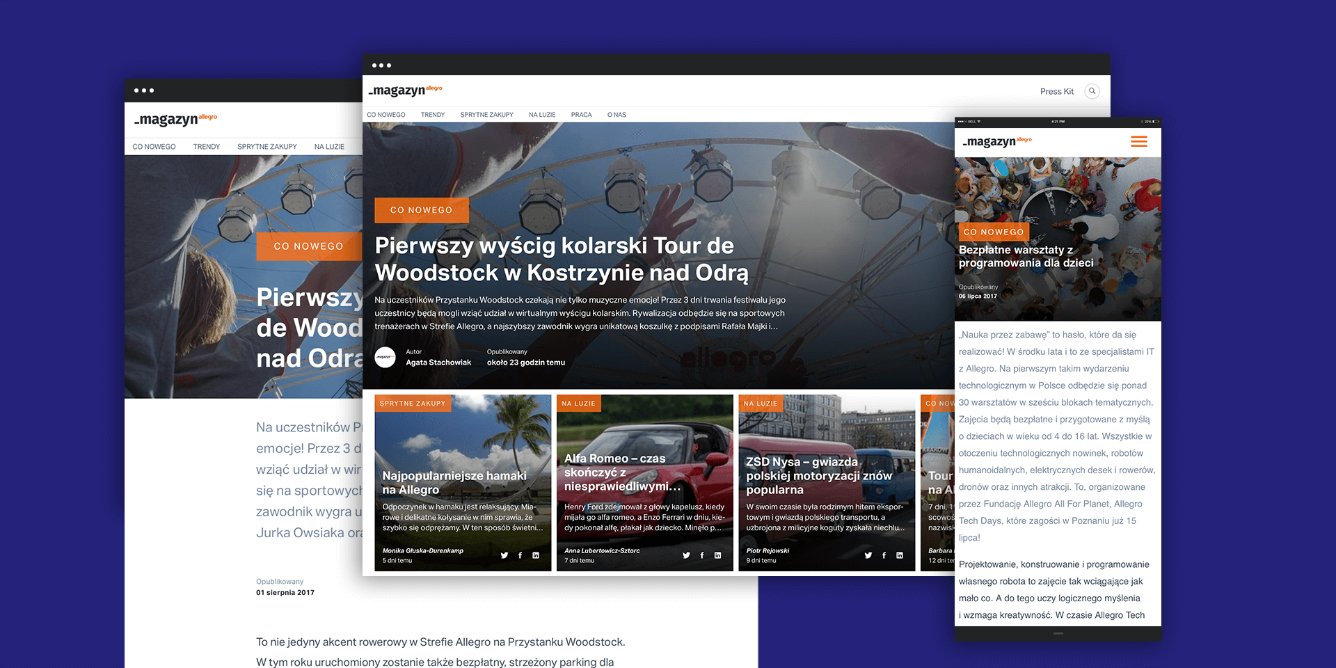 Jak Allegro zaadaptowało brand journalism do swojej strategii PR z wykorzystaniem Prowly