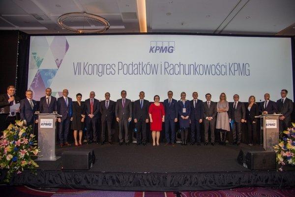Istotne zmiany dla przedsiębiorców w 2017 r. - za nami VII Kongres Podatków i Rachunkowości KPMG