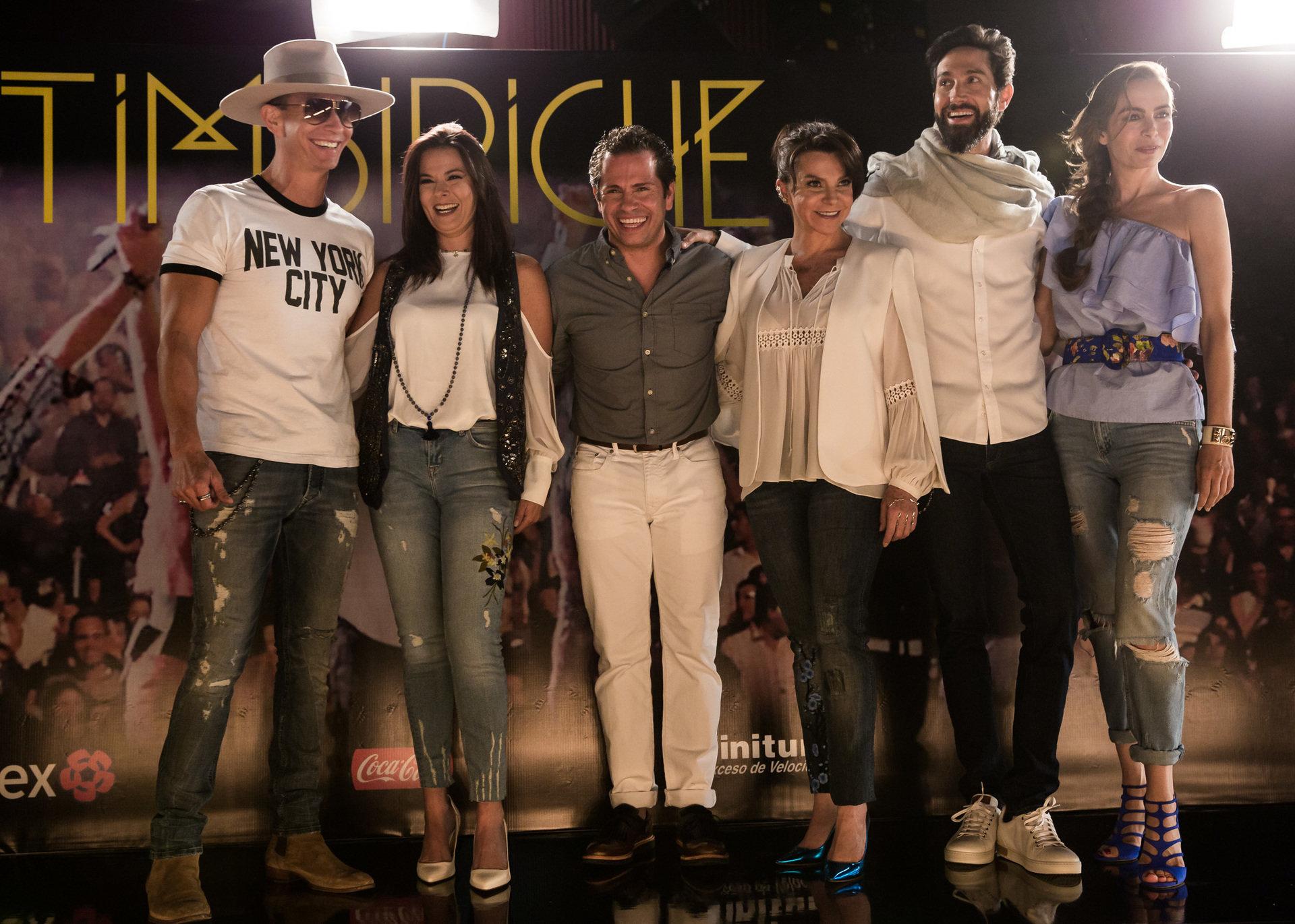Timbiriche llevará su gira ¡Juntos! a Puebla y Querétaro.
