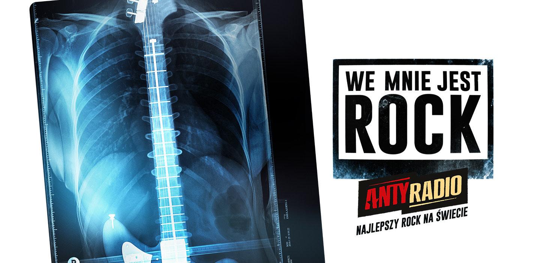 """""""We mnie jest rock"""" - kolejna odsłona kampanii Antyradia"""