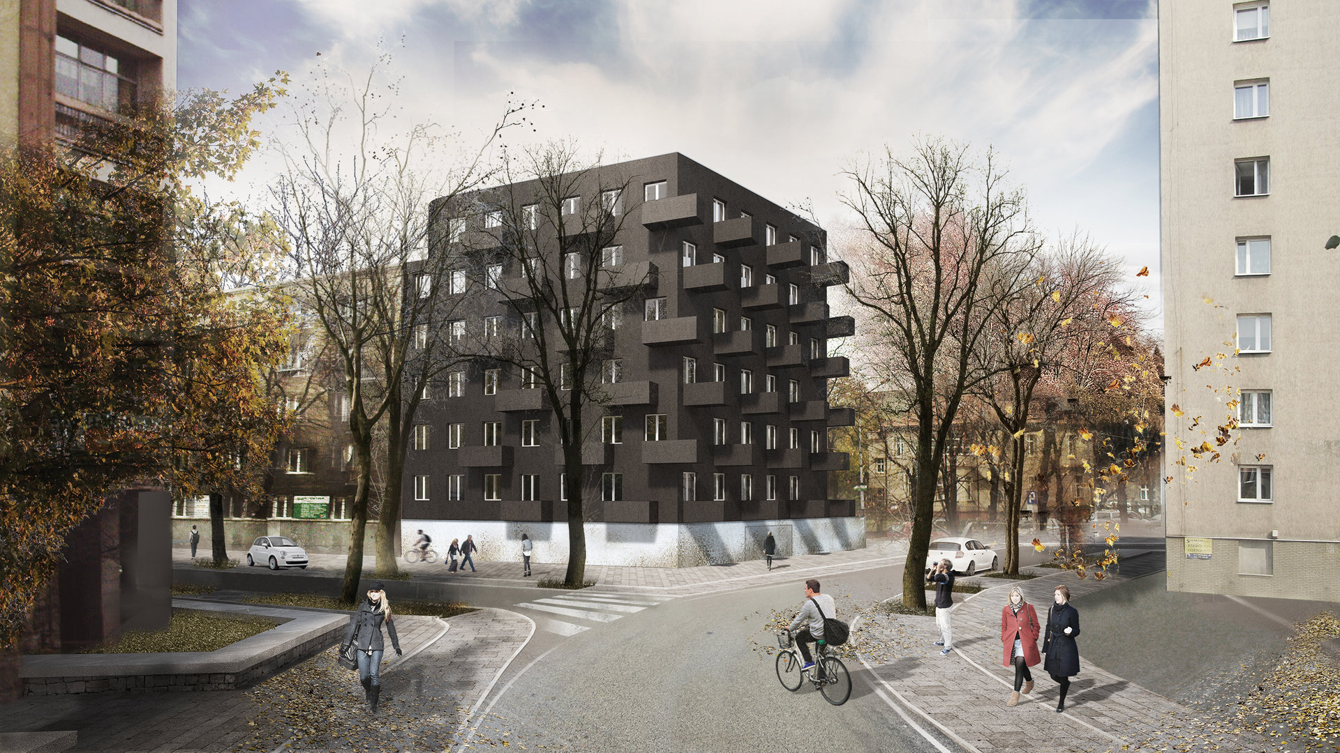 UNIKATOwe mieszkania w katowickim śródmieściu
