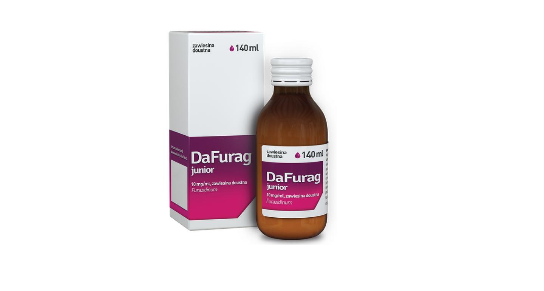 Aflofarm wprowadza pierwszy na świecie lek z furaginą w zawiesinie