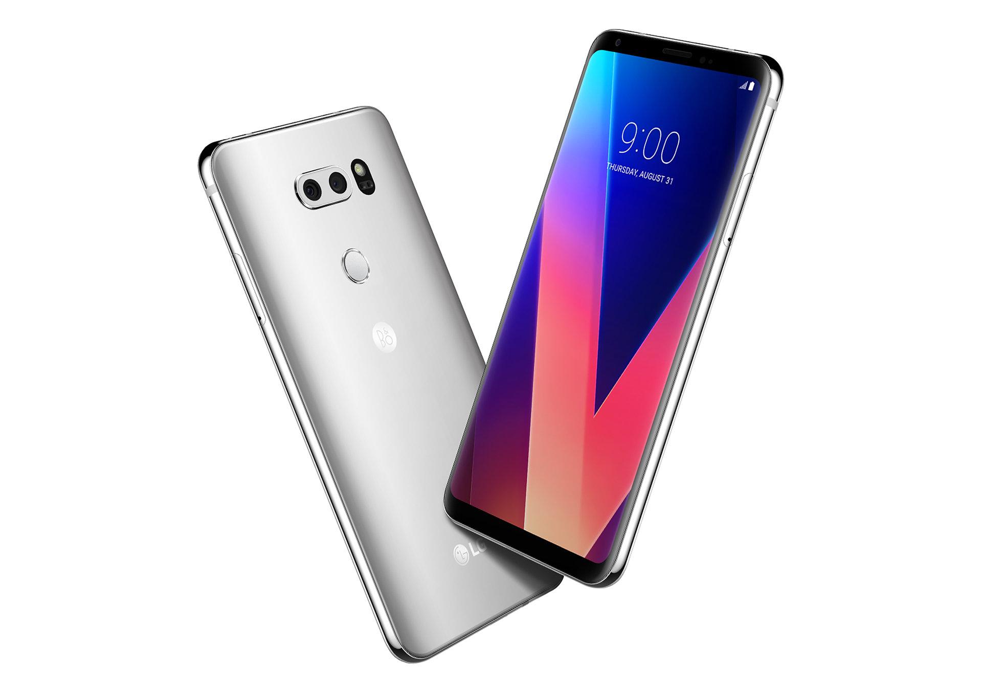 Smartfon LG V30 najważniejszym produktem IFA 2017