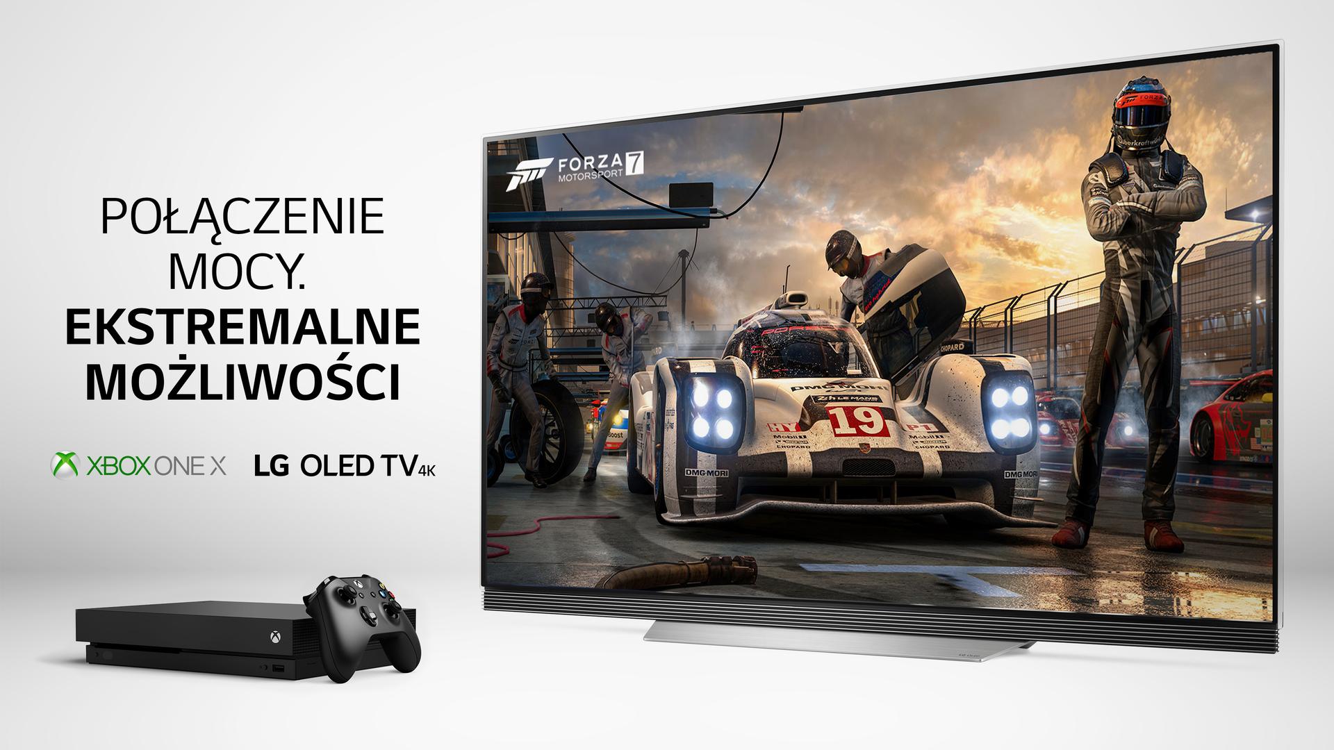 Strategiczne partnerstwo LG i Microsoft w obszarze gamingu i rozrywki domowej