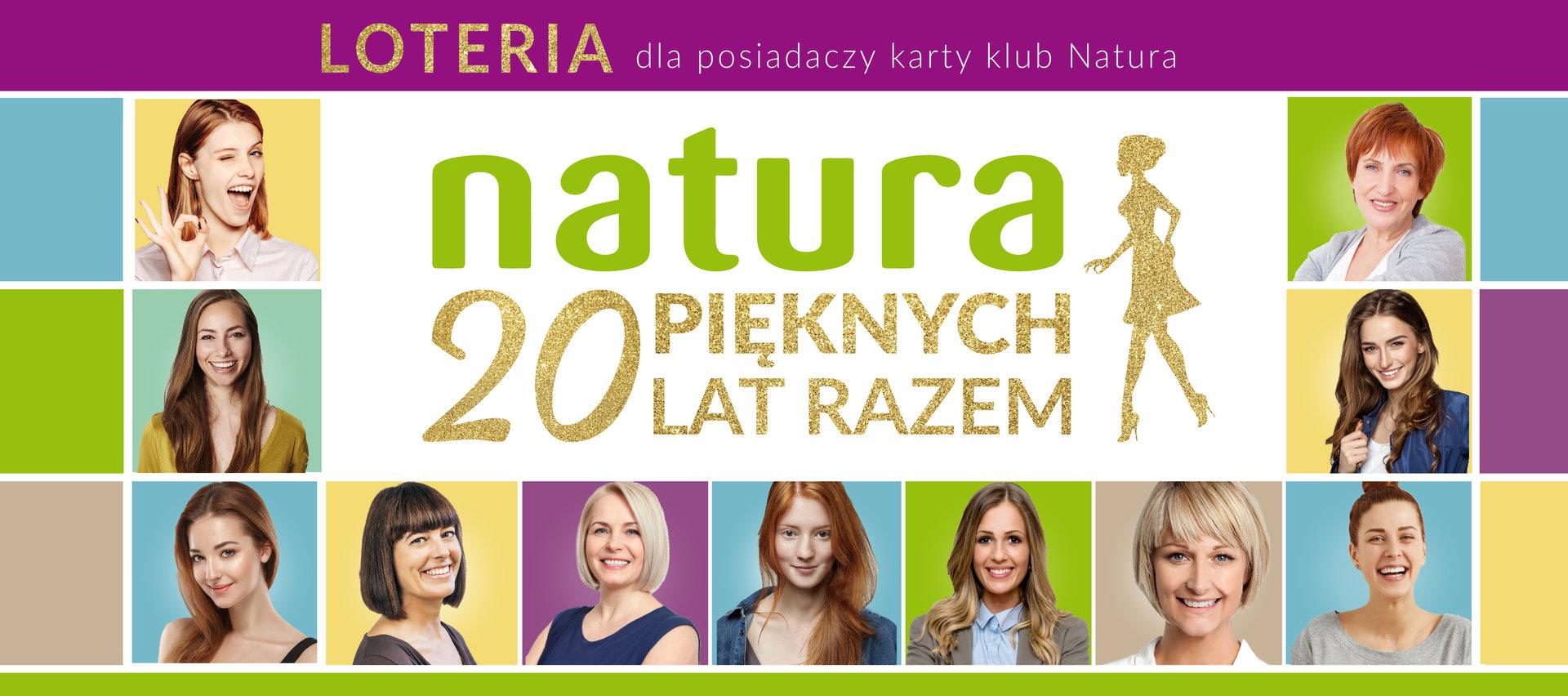 Drogerie Natura świętują 20 urodziny z MDI Group