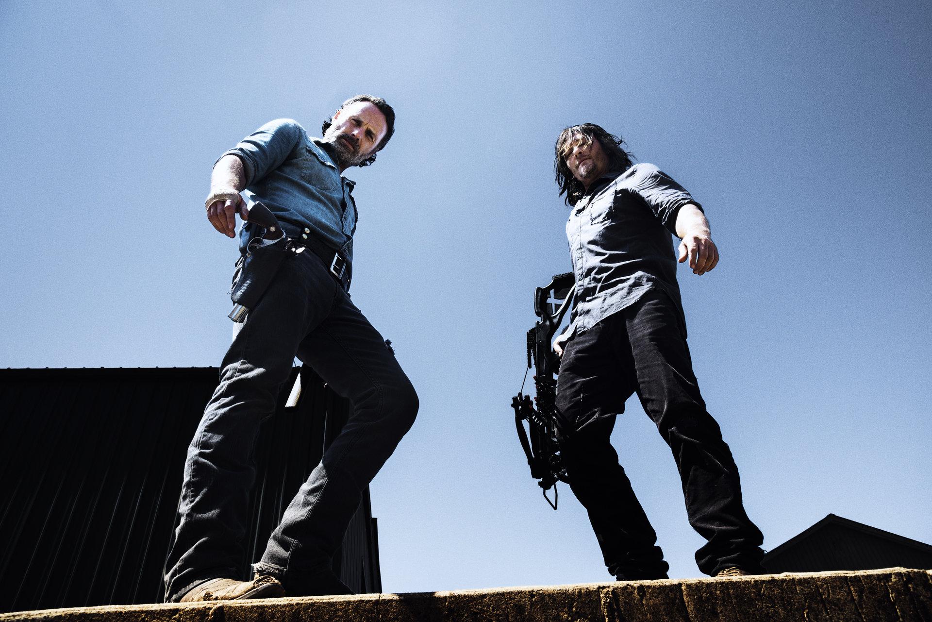 Nadchodzi wojna totalna! 8. sezon The Walking Dead już 23 października tylko na FOX!