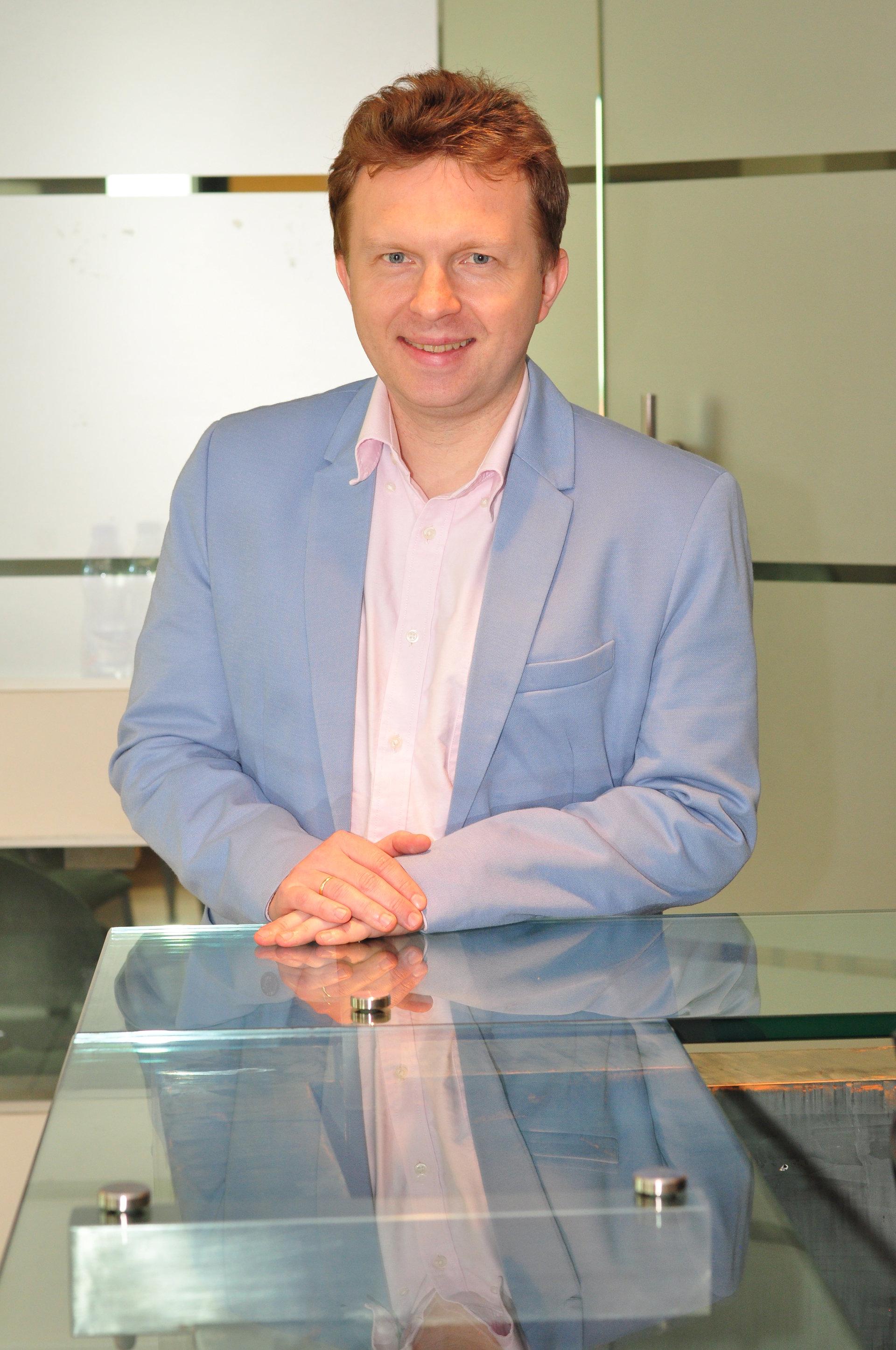 Nowy szef sprzedaży opon użytkowych w Continental Opony Polska
