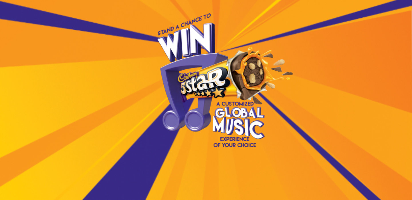 Cadbury 5Star reveals the winner for the most lit promo