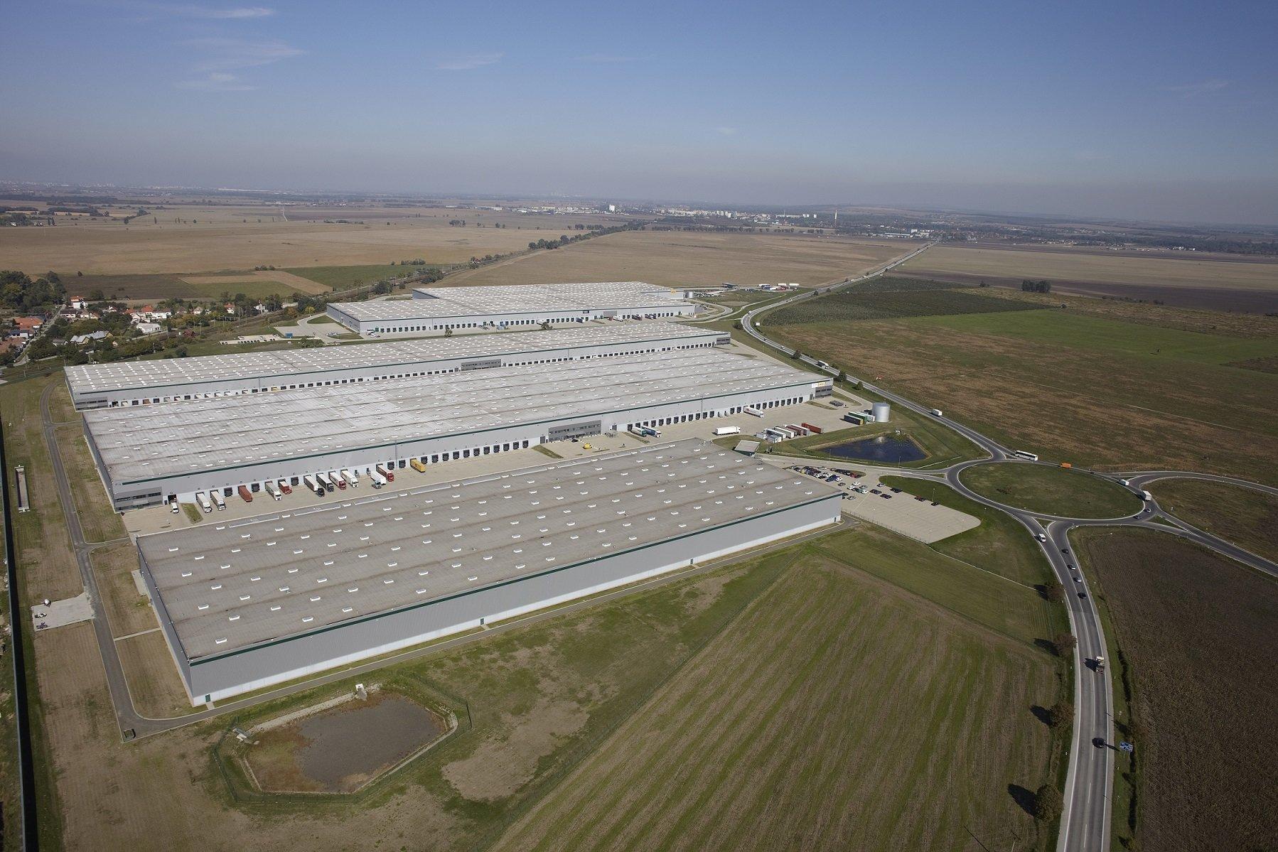 Tesco wynajmuje 146 500 metrów kwadratowych w Prologis Park Galanta – Gáň na Słowacji