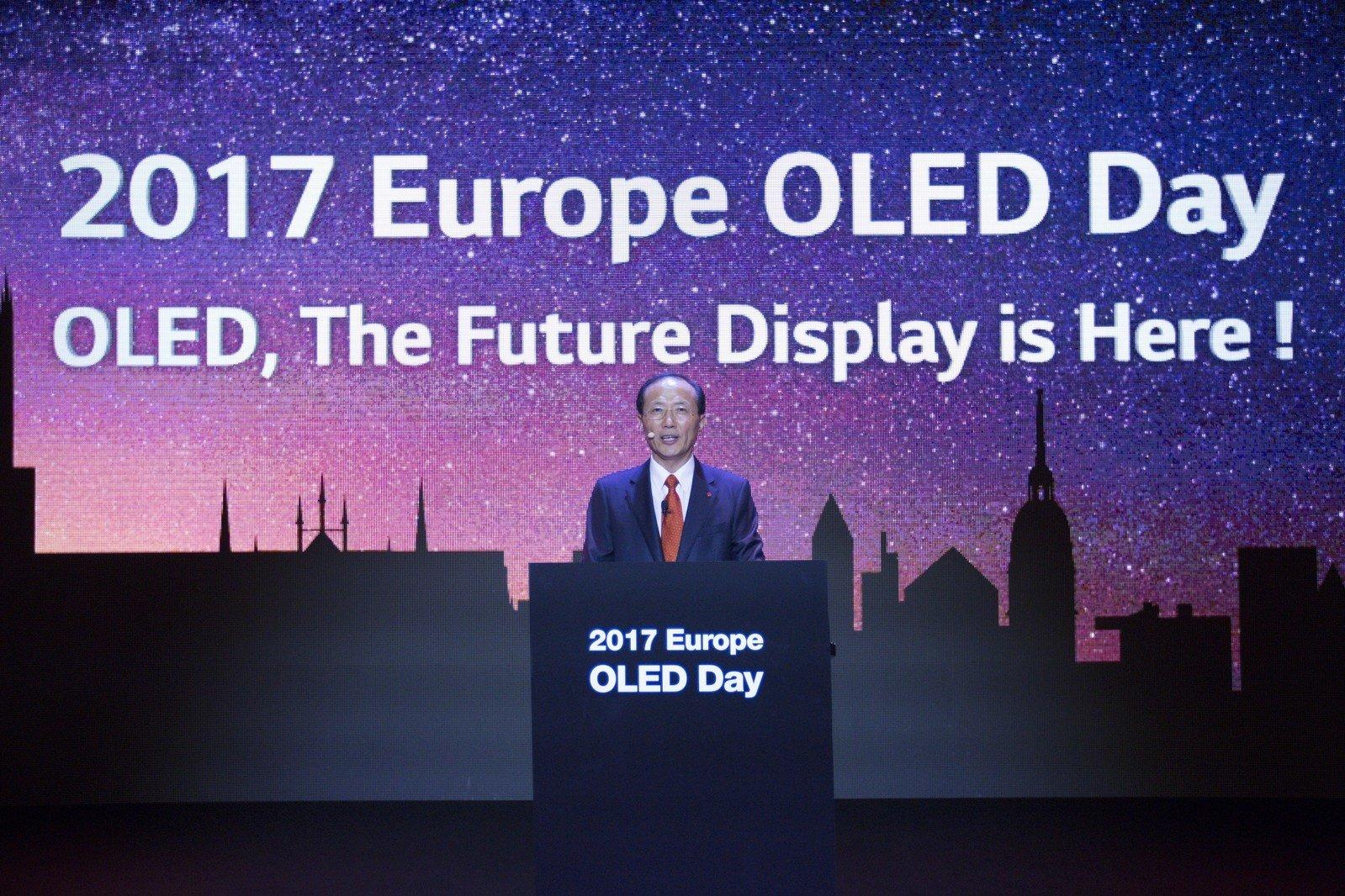 LG Display poszerza strategię rozwoju rynku telewizorów OLED w Europie