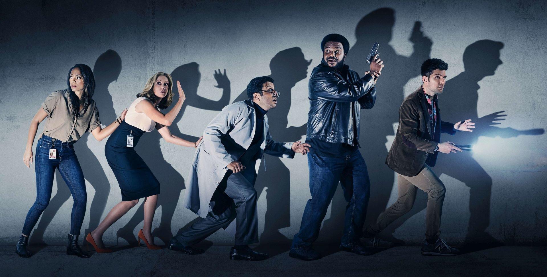 Kto uratuje ludzkość przed kosmitami? Agenci paranormalni rozpoczną swoje śledztwo już 5 listopada tylko na FOX Comedy!