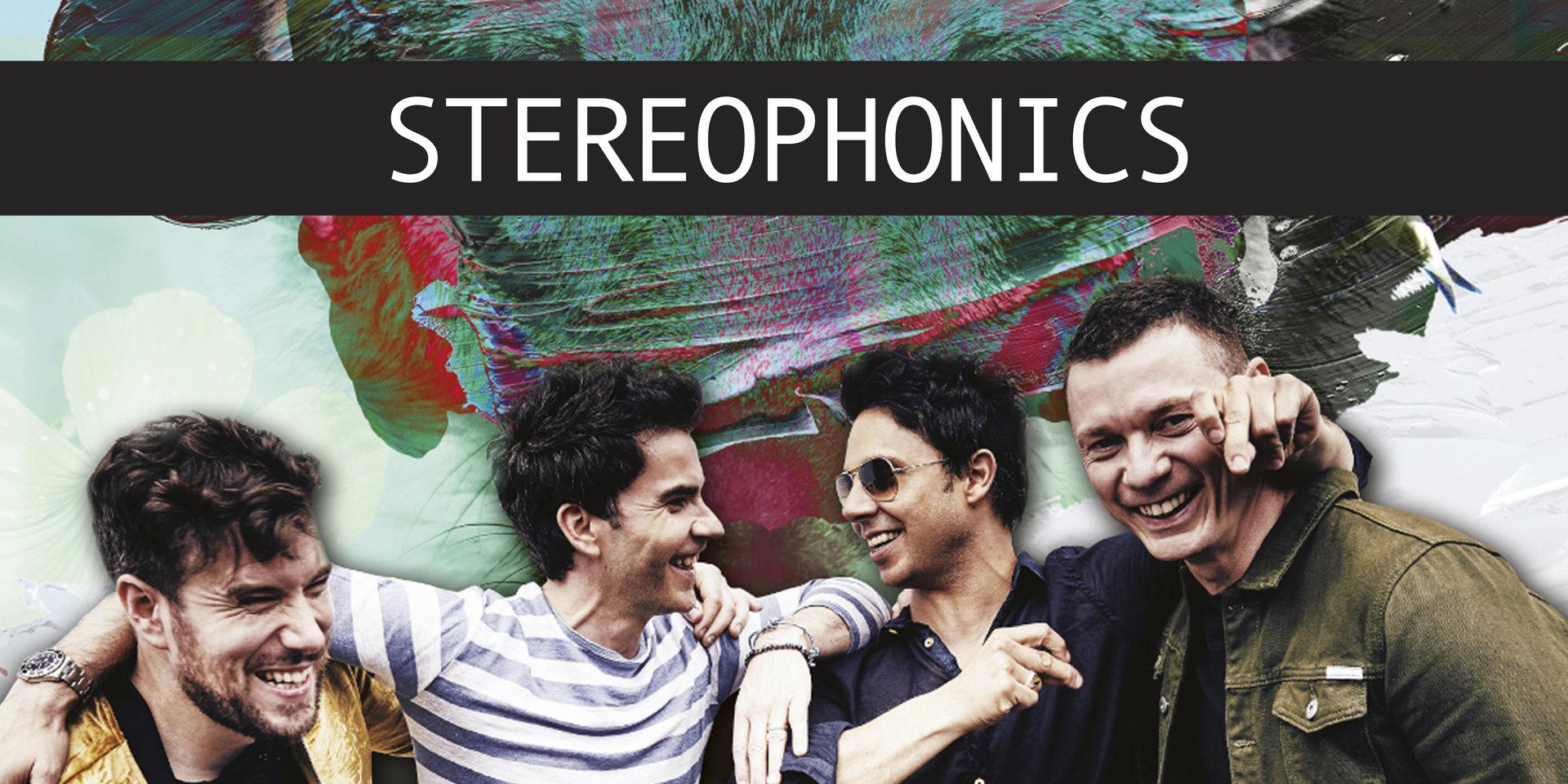 Stereophonics en El Plaza