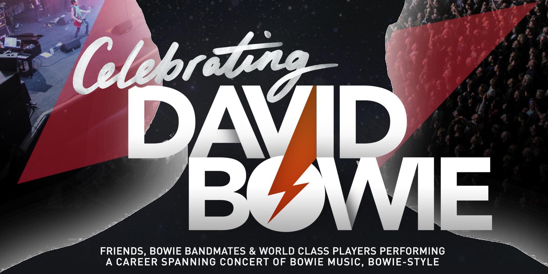 """""""Celebrating David Bowie"""" en El Plaza Condesa"""