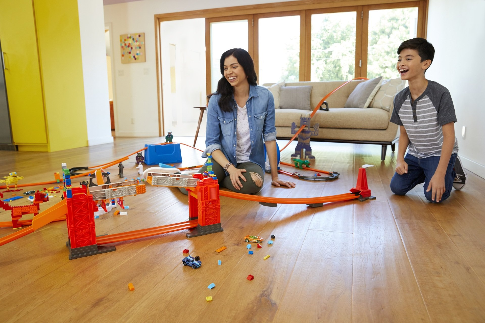 Dziecko i rodzic, czyli wspólna zabawa = wspólna sprawa