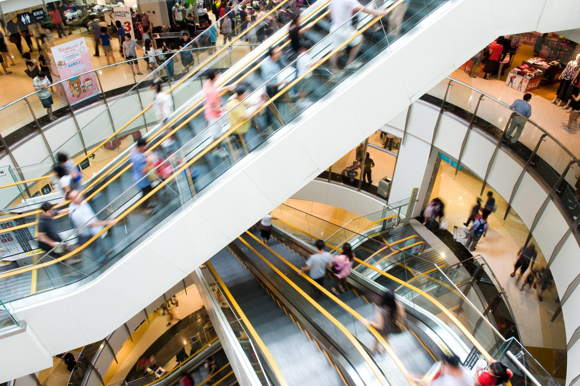 Mocny III kwartał na rynku powierzchni handlowych