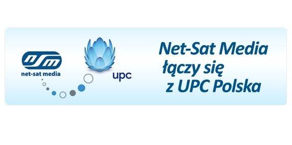 UPC Polska kontynuuje konsolidację rynku i inwestuje w zwiększanie zasięgu w kolejnych miastach. Net-Sat Media w Gdańsku częścią UPC Polska