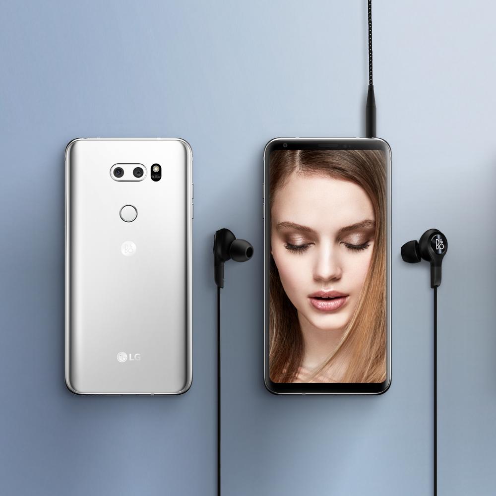 Najbardziej wyczekiwany smartfon LG V30 wkracza do Polski, otwierając nowy rozdział profesjonalnego wideo