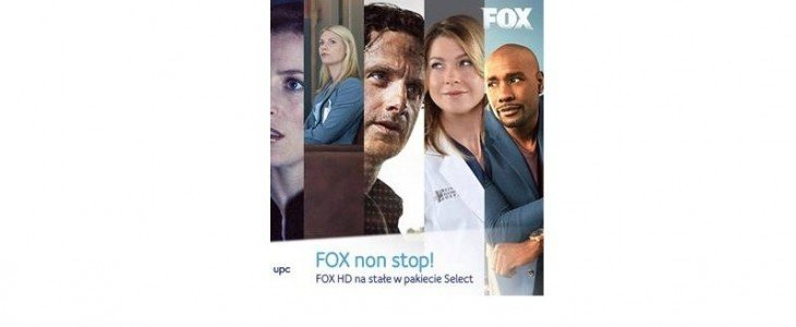 FOX HD w pakiecie Select UPC