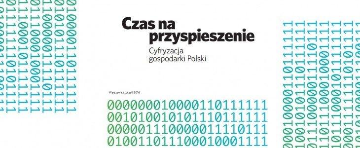 ThinkTankCyfrowy.pl i Polityka Insight publikują raport o stanie cyfryzacji polskiej gospodarki