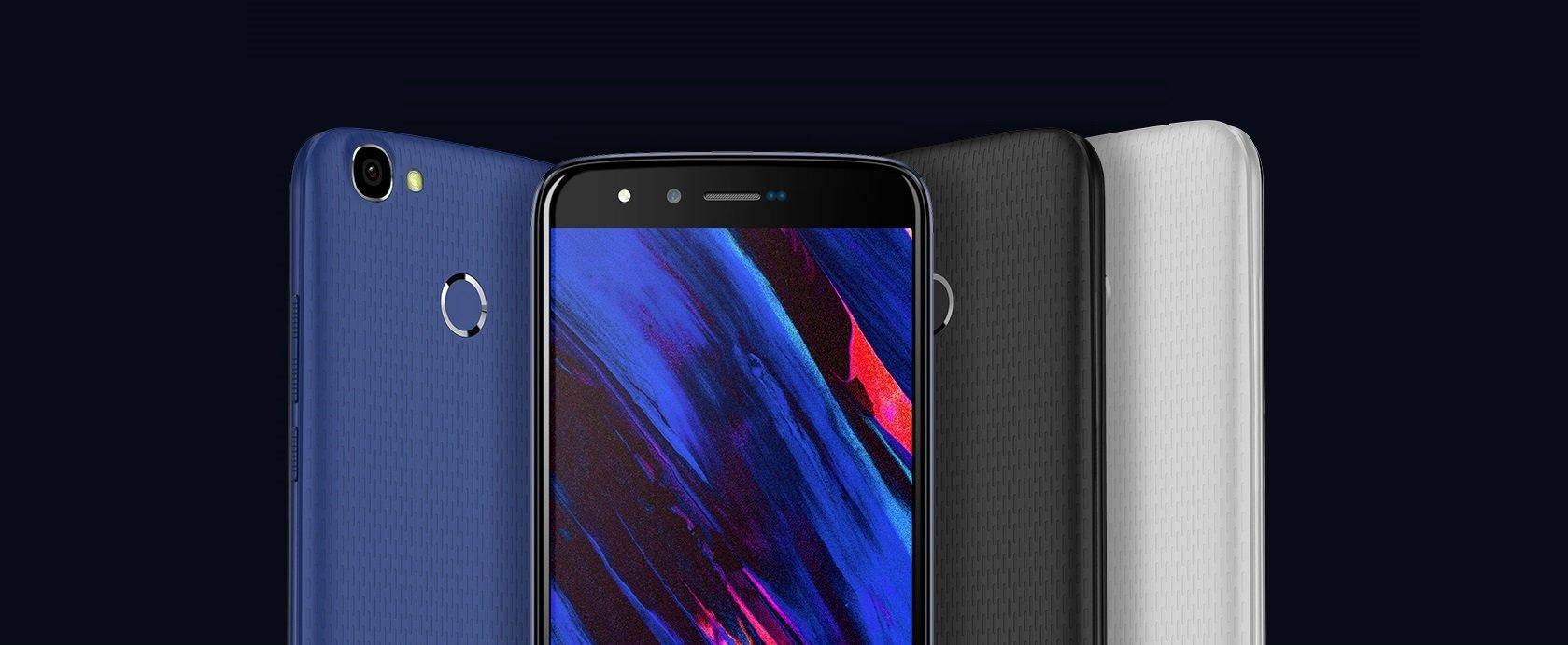 HOMTOM HT50 – najtańszy smartfon z baterią o pojemności 5500 mAh