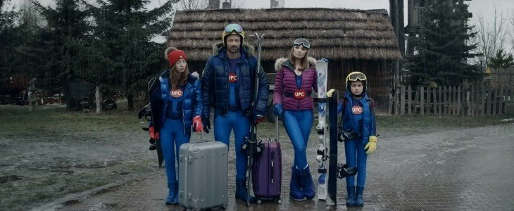 UPC Polska rusza z nową odsłoną kampanii z MegaRodzinką i promuje pakiety telewizji z internetem