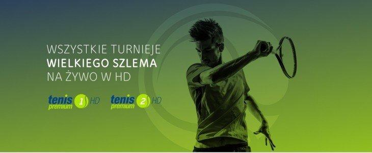 Kanały Tenis Premium dostępne w sprzedaży w UPC Polska