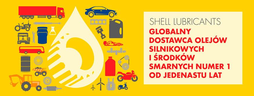 Dział olejowy Shell światowym liderem po raz 11 z rzędu!