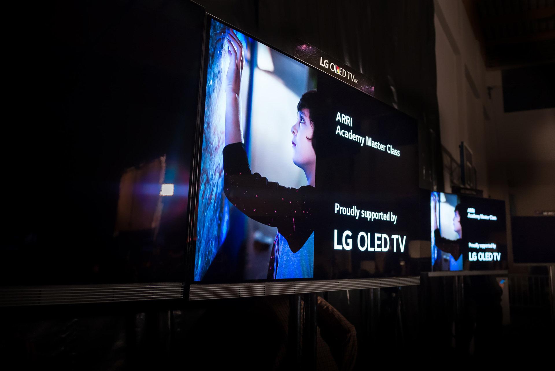 Hollywood behind the scenes - LG oraz ARRI odkrywają jak powstaje najlepszej jakości obraz