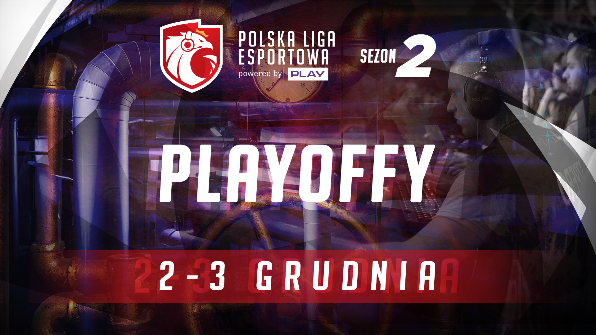 Ostateczne rozstrzygnięcia w Polskiej Lidze Esportowej już na początku grudnia!