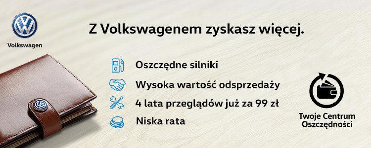 Twoje Centrum Oszczędności - nowa kampania Hand Made dla Volkswagena.