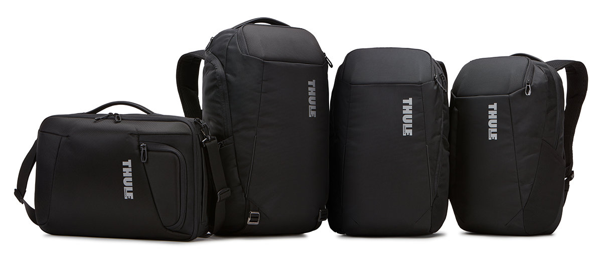 Thule Accent Backpack - test redakcyjny Antyweb.pl