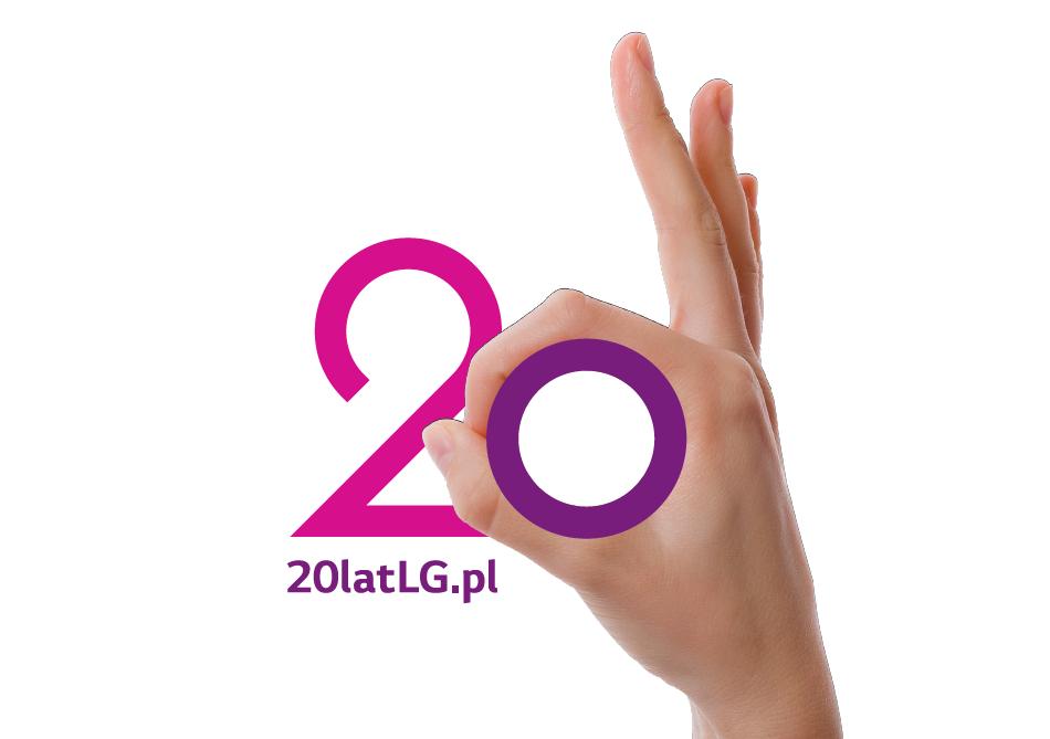 LG świętuje 20 lat w Polsce  i nagradza swoich klientów