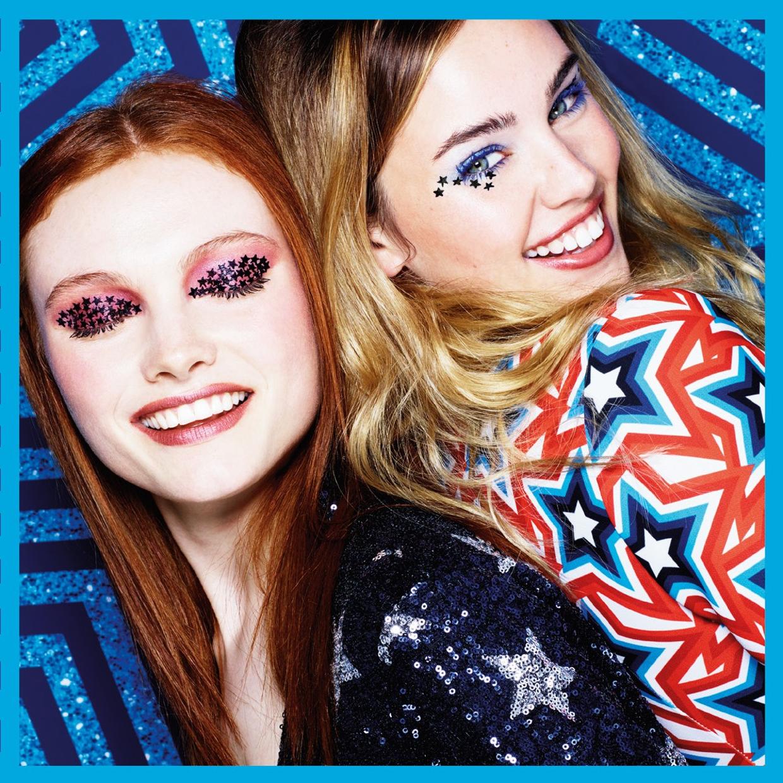 Olśniewająca magia gwiazd z najnowszą linią kosmetyków do makijażu The Body Shop